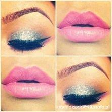 Oczy czy usta? ;)