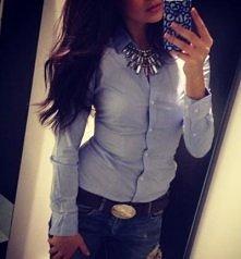 Koszula naszyjnik <3