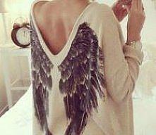 anielskie skrzydla