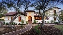 Dom w stylu hiszpańskim <3
