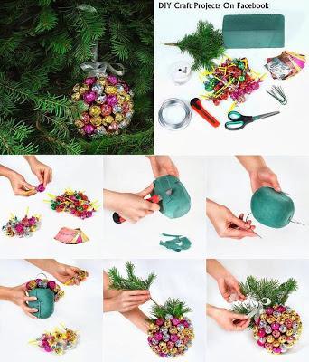 Jak Zrobić świąteczne Ozdoby Za Parę Groszy Na Ozdoby I