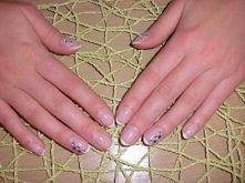 manicure hybrydowy :)