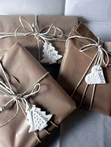 Świetny i prosty pomysł na spakowanie prezentu