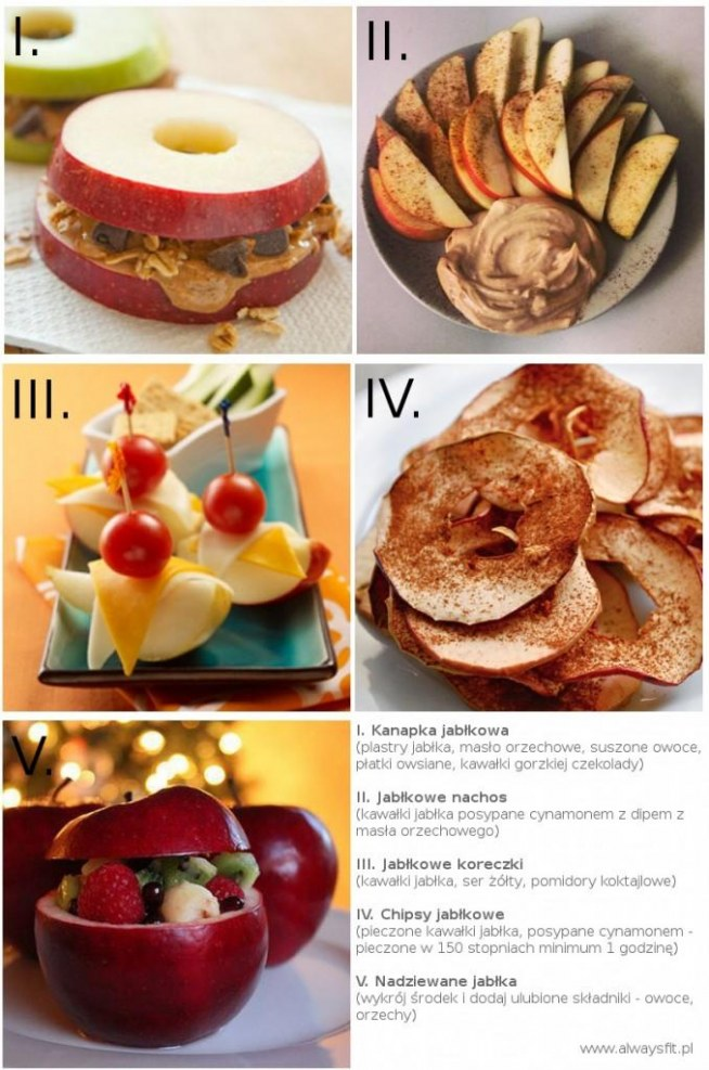 Zaimponuj W Kuchni Kreatywne Przekąski Z Jabłek Na Kuchnia