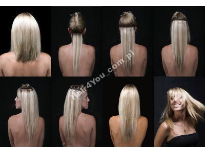 Jak Doczepiać Włosy Clip In Na Włosy Fryzury Zszywkapl
