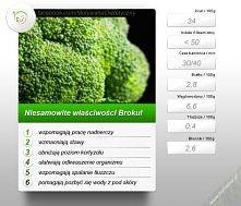 Niesamowite właściwości brokuł