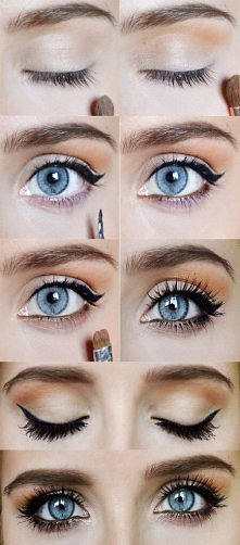 makijaż - kilka inspiracji