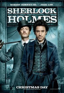Sherlock Holmes - lubięęę :)