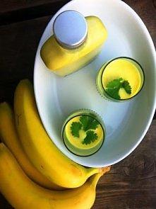 likier Likier bananowy możecie przechowywać w lodówce do 2 tygodni, dlatego j...