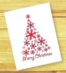 czas zacząć robić kartki świąteczne