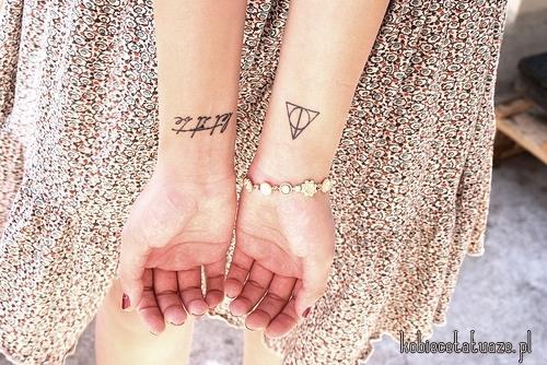 Tatuaże Na Nadgarstku Na Tattoo Zszywkapl