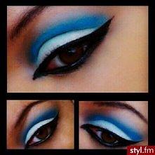 niebiesko;)