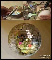 Kula disco z CD