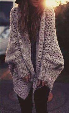luźny sweterek <3
