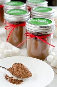 gorąca czekolada (o słonawy...