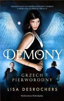 Drugi tom cyklu DEMONY.  Luc Cain, niedawny wysłannik Lucyfera, wybrał miłość. Ale demony postanawiają się o niego upomnieć. Luc, a wraz z nim i Frannie, muszą się oddać pod opi...