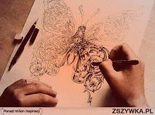 chce tak umieć narysować <3