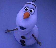 """""""miłość jest wtedy kiedy zależy ci bardziej na innej osobie niż na samym sobie"""" Olaf ♥ ♥ ♥"""
