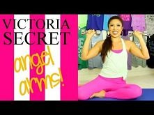 Victoria Secret Angel Arm Slimming Workout