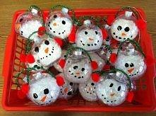 Bombeczki diy, zrób sam dekoracje świąteczne!