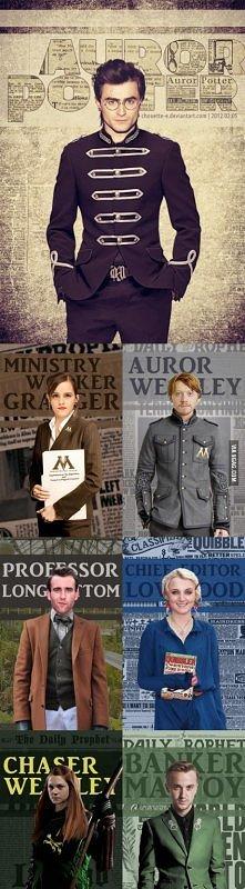 """*** """"Harry Potter"""" trochę inaczej ***"""