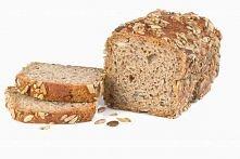 Chleb pszenno gryczany na c...