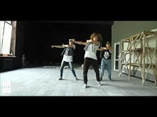 Usher - Lemme See hip-hop choreography by Angela Karaseva - Dance Centre Myway