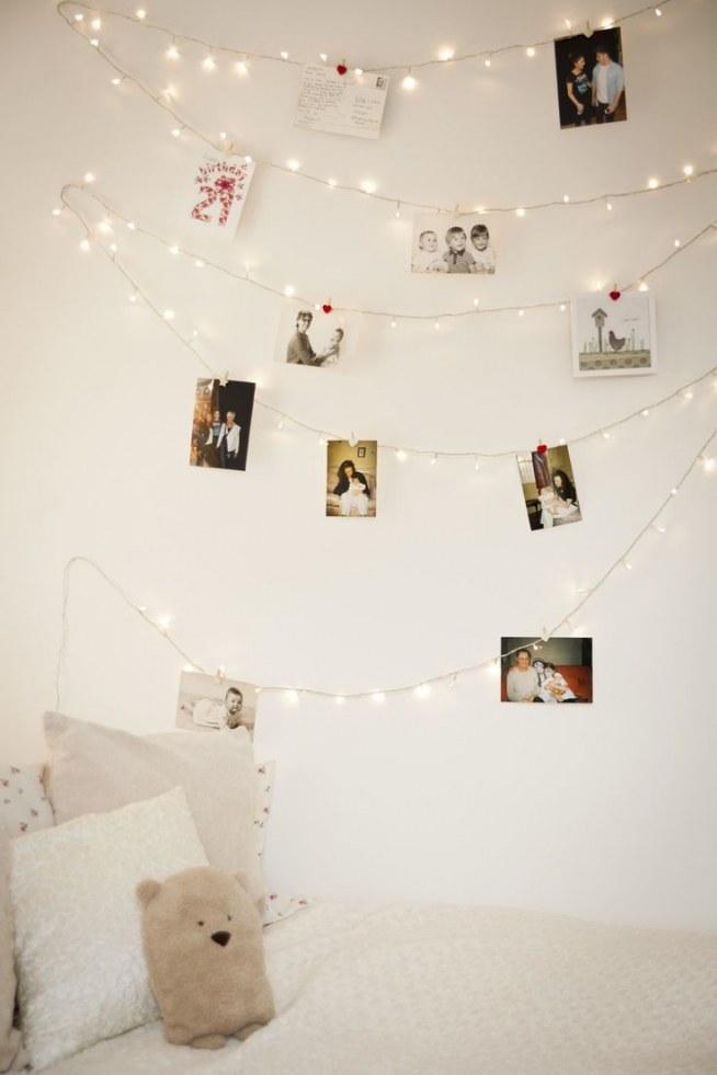 Piękna i prosta dekoracja sypialni :)