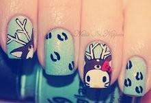 Hello Kitty świąteczne :D
