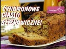 Świąteczne Ciasto Cynamonow...