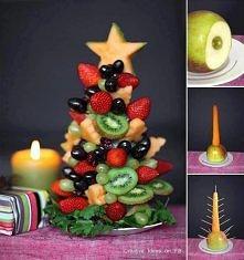 owocowa choinka ;>