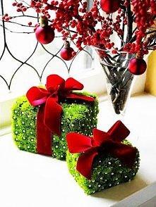 a może taka forma opakowania prezentów?