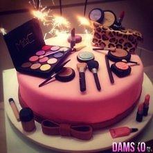 tort dla kosmetyczki