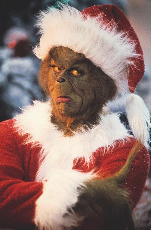 Nie sądzę żeby był ktoś, kto nie zna tego zielonego stworka, który tak bardzo nie lubi świąt!