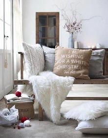 """""""I'm wishing for a white Christmas"""" - świąteczne klimaty"""