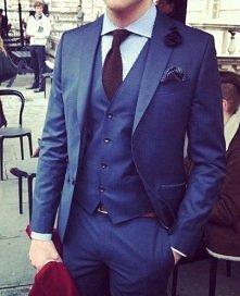 garnitur dla przystojnego mężczyzny :)