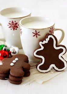 Ciastka i mleko dla Mikołaja :)