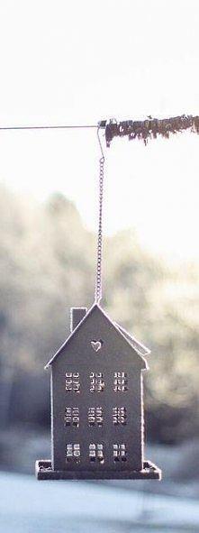 uroczy domek
