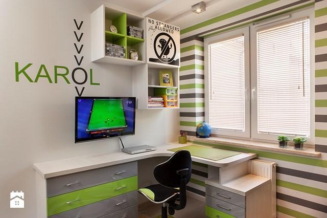 pok j dla ch opca na pok j dziecka. Black Bedroom Furniture Sets. Home Design Ideas