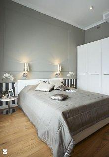 Mieszkanie w stylu glamour - Sypialnia - Styl Glamour - Le Pukka concept stor