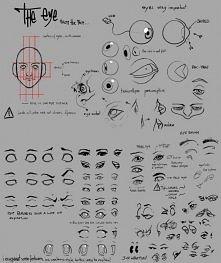 Jak narysować oko? by DavidSequeira
