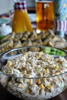 100 g kaszy gryczanej (1 woreczek); 300 g wędzonego fileta z piersi kurczaka;...