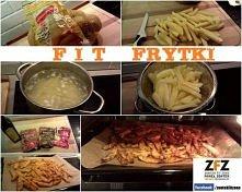 FIT FRYTKI BEZ TŁUSZCZU !  Tak! Jest sposób aby zjeść PYSZNE FRYTKI bez konieczności smażenia ich w głębokim oleju.  Gdzie tkwi sekret ? W blanszowaniu ziemniaków i następującym...