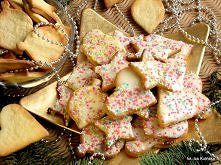 Ciasteczka maślano-cytrynowe