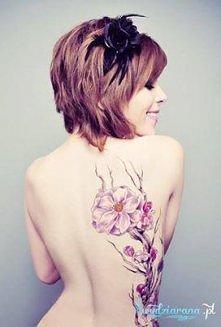 piękny tatoo <3