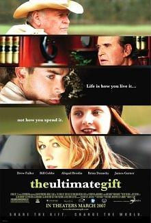 Bezcenny dar - rewelacyjny film (2006) i pomyśleć że dopiero go obejrzałam ;)