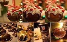 czekoladowe bombki