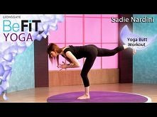 Yoga Butt Workout: Sadie Na...