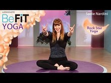 Rock Star Yoga: Sadie Nardi...