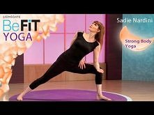 Strong Body Yoga Workout- B...